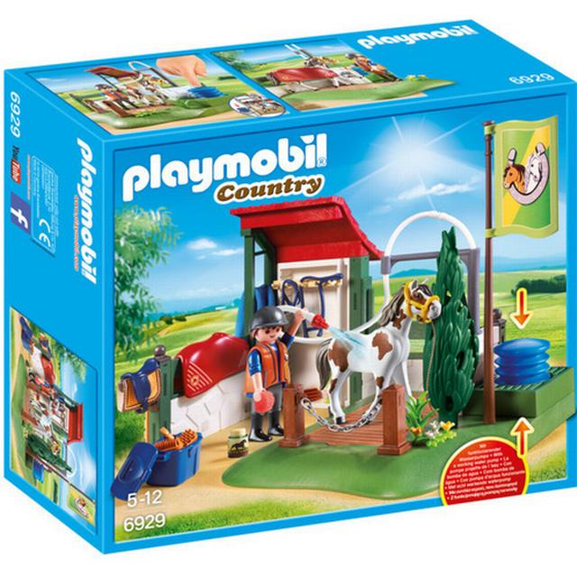 Playmobil Horse Grooming Station 6929