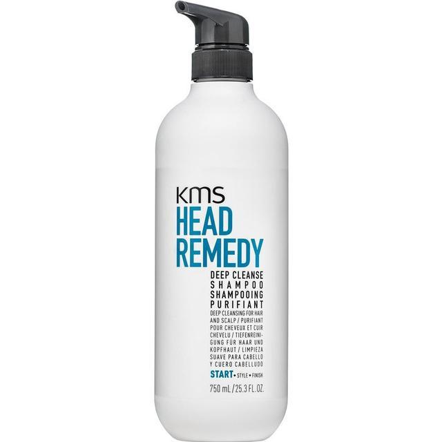KMS California Head Remedy Deep Cleanse Shampoo 750ml