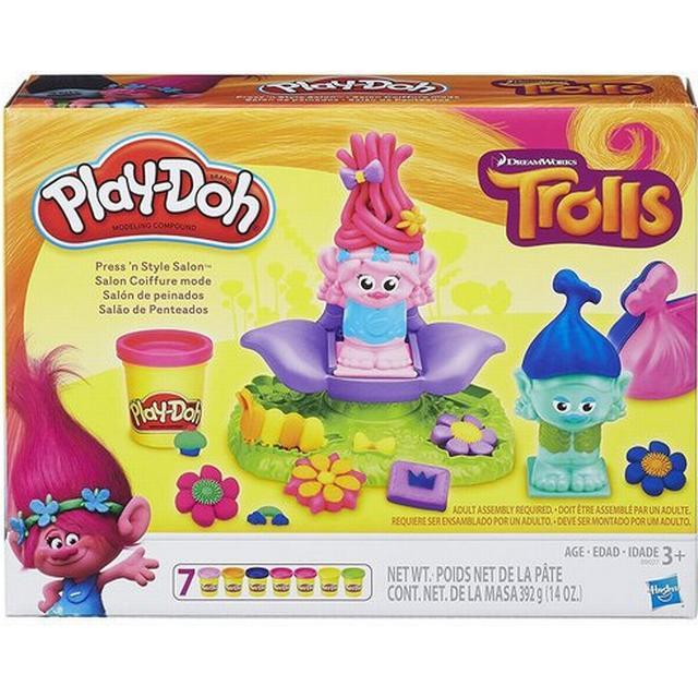 Play-Doh Dreamworks Trolls Press N Style Salon