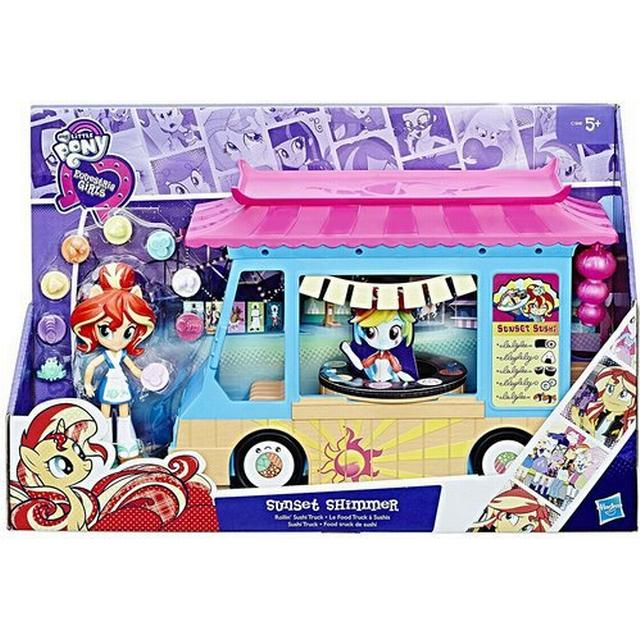 Hasbro My Little Pony Equestria Girls Rollin' Sushi Truck C1840