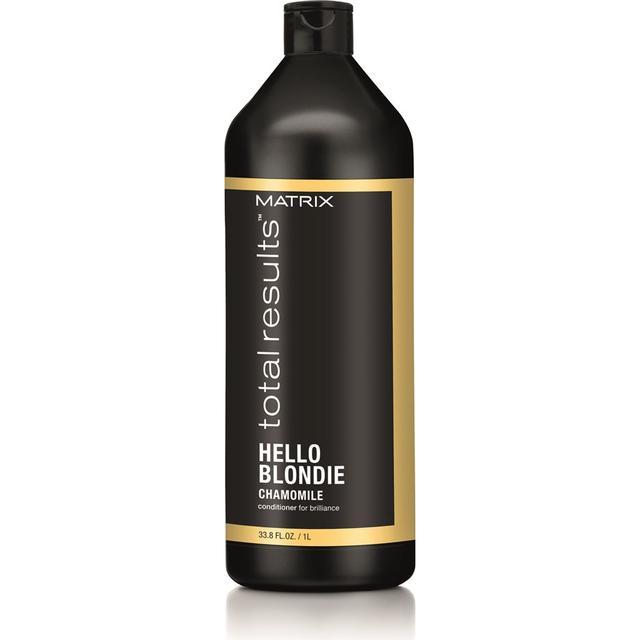 Matrix Total Results Hello Blondie Conditioner 1000ml