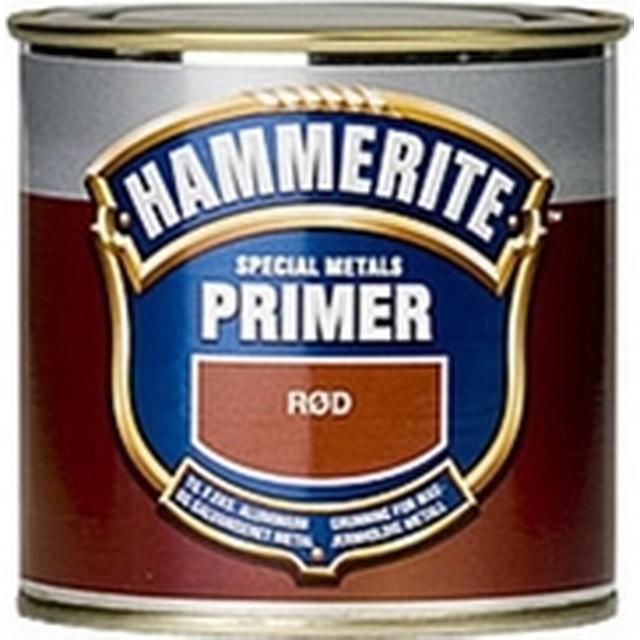 Hammerite Special Metals Metal Paint Red 0.25L