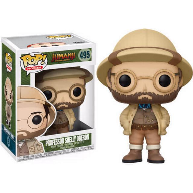 Funko Pop! Movies Jumanji Welcome to the Jungle Professor Shelly Oberon