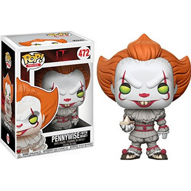Funko Pop! Movies IT Pennywise with Boat