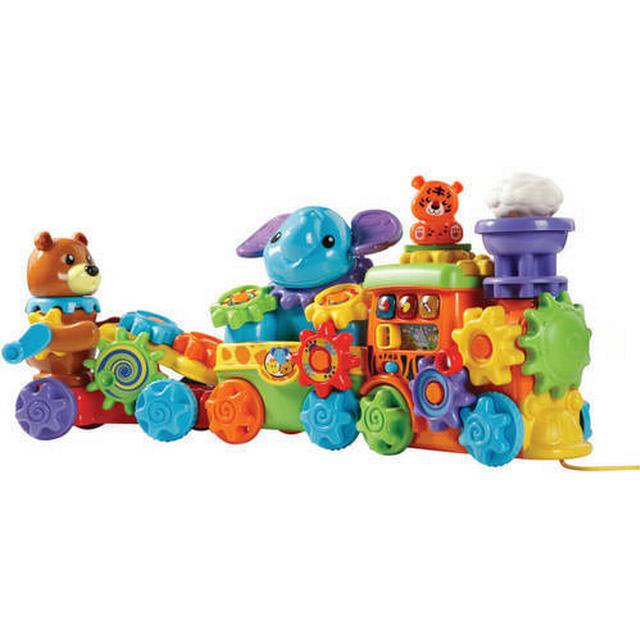 Vtech Gearzooz Gear Up & Go Train