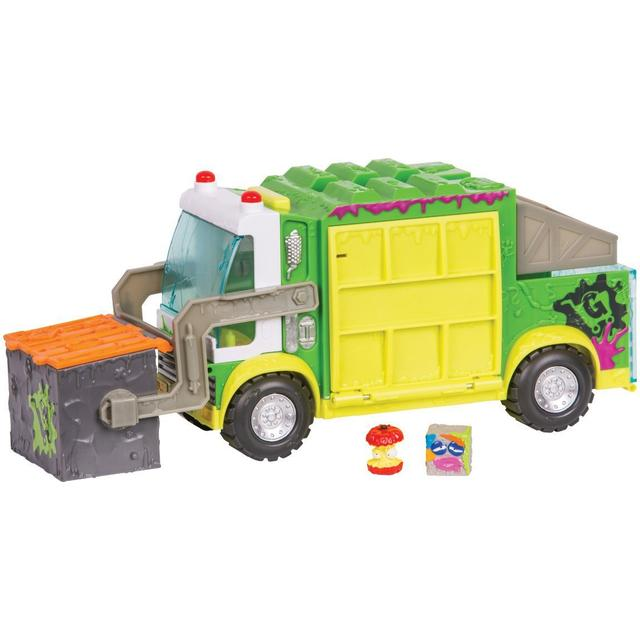 Moose The Grossery Gang Muck Chuck Garbage Truck
