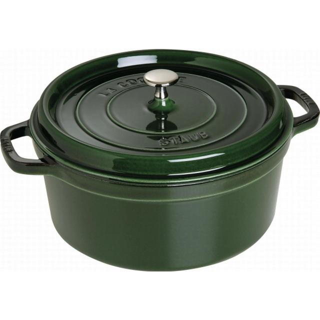 Staub Round Other Pots with lid 28cm