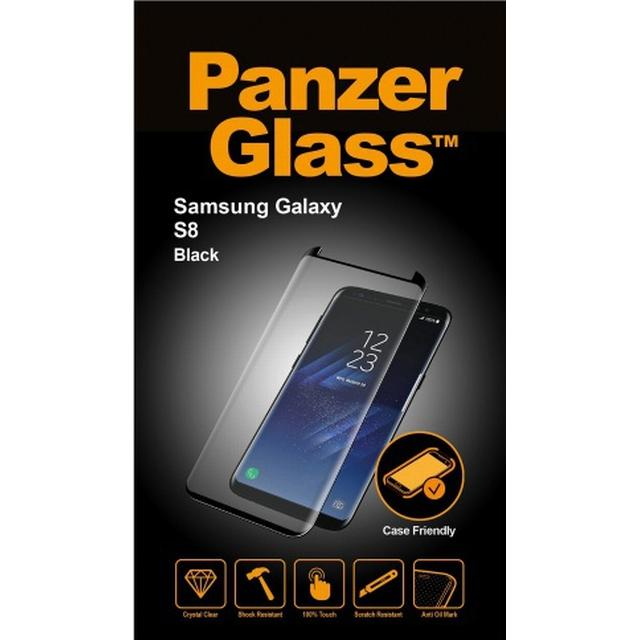 PanzerGlass Case Friendly Screen Protection Tempered Glass (Galaxy S8)