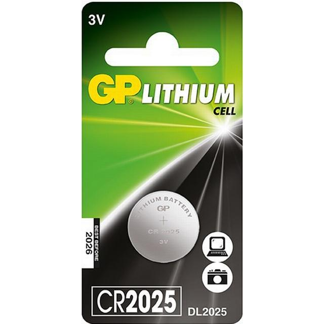 GP Batteries CR2025