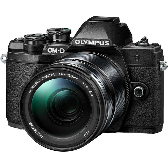 Olympus OM-D E-M10 Mark III + 14-150mm II