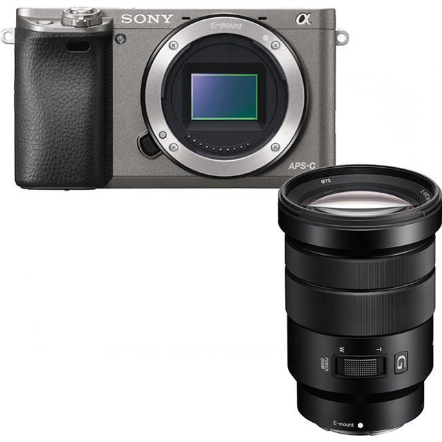 Sony Alpha 6000 + 18-105mm OSS