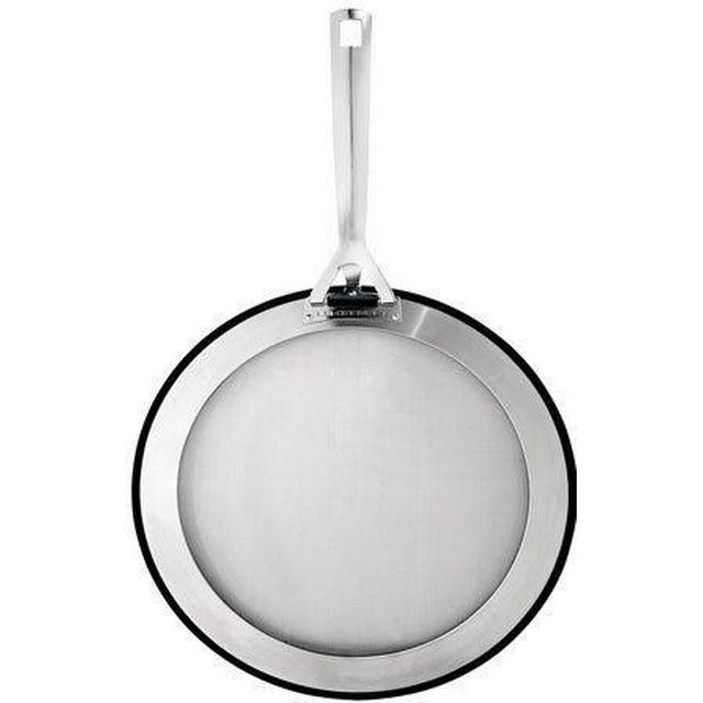 Le Creuset Small 3 Ply Stainless Steel Splatter Screen for Cookware 24cm