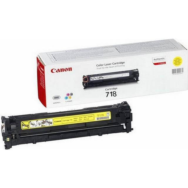 Canon (2659B002) Original Toner Yellow 2900 Pages