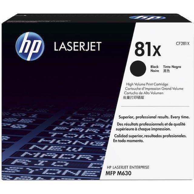 HP (CF281X) Original Toner Black 25000 Pages