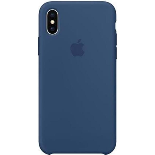 Apple Silicone Case (iPhone X)