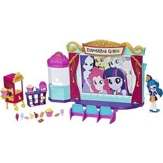 Hasbro My Little Pony Equestria Girls Minis Movie Theater C0409