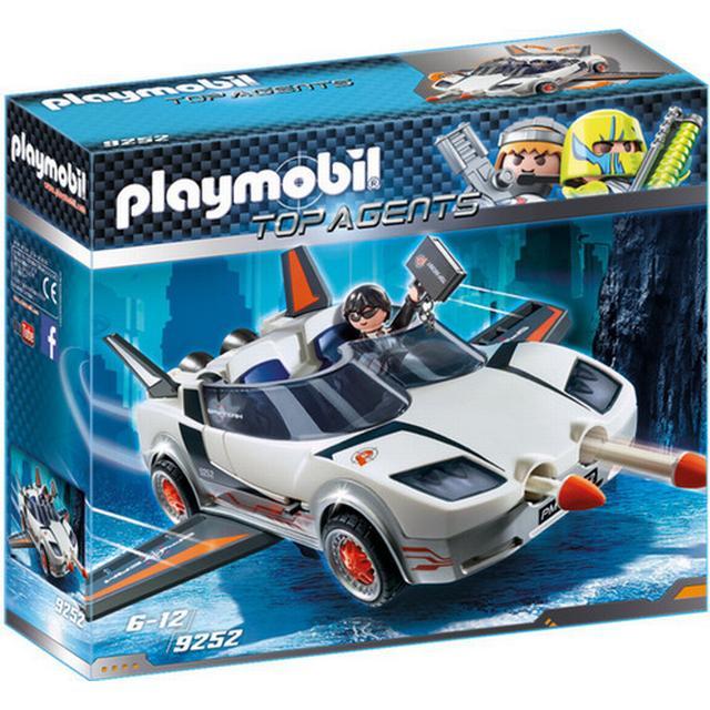 Playmobil Agent P.'s Spy Racer 9252