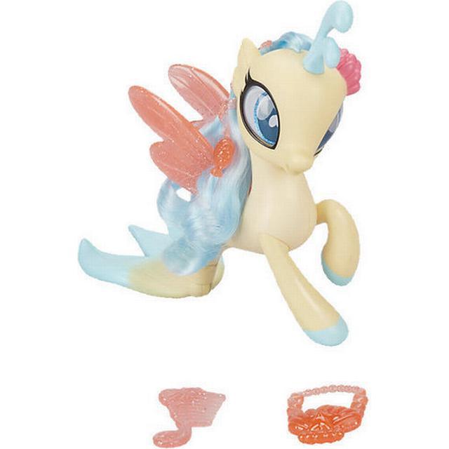 Hasbro My Little Pony the Movie Glitter & Style Seapony Princess Skystar C1833