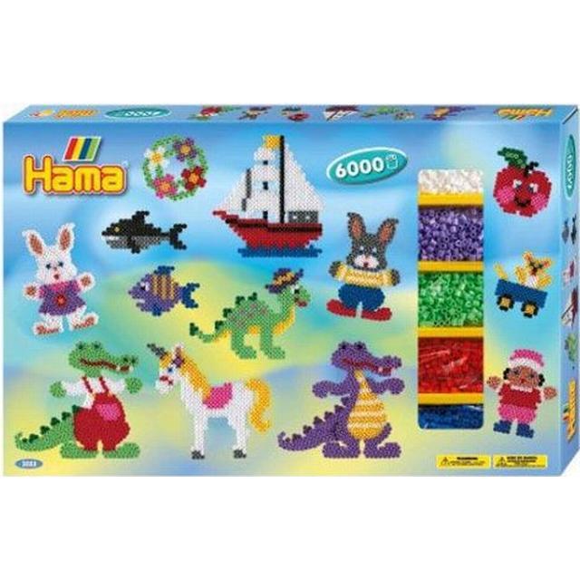 Hama Midi Beads Giant Gift Box 3028