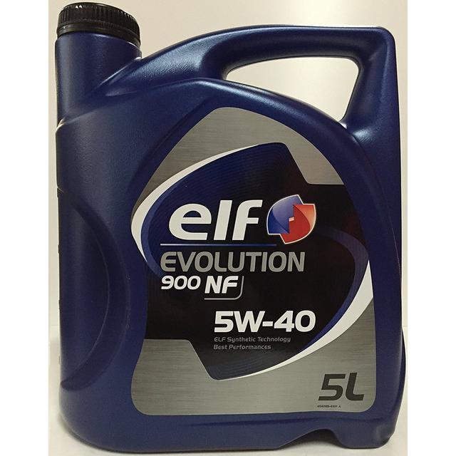 Elf Evolution 900 NF 5W-40 5L Motor Oil