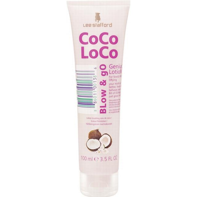 Lee Stafford CoCo LoCo Blow &gogenius Lotion 100ml
