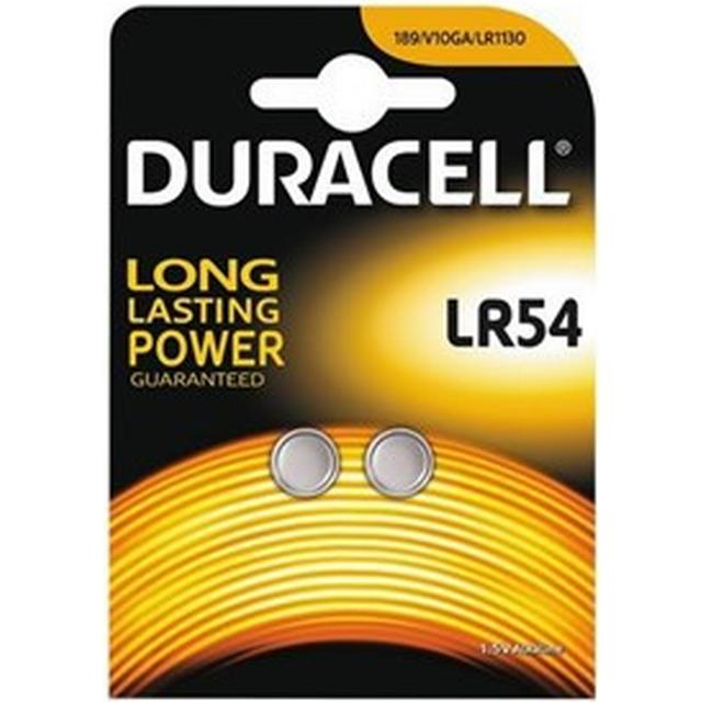 Duracell LR54 Compatible 2-pack