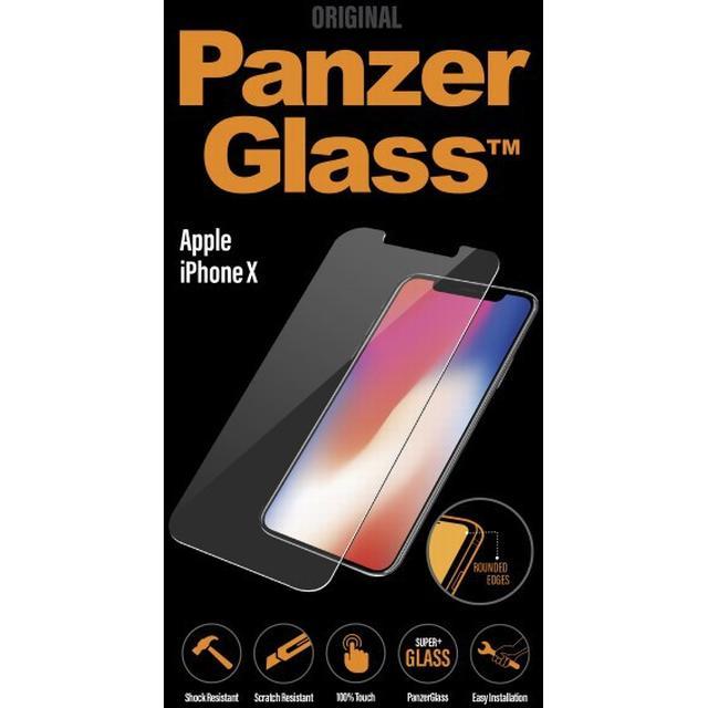 PanzerGlass Screen Protector (iPhone X)