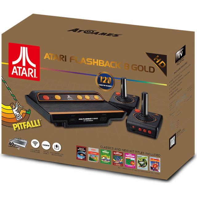 AtGames Atari Flashback 8 Gold