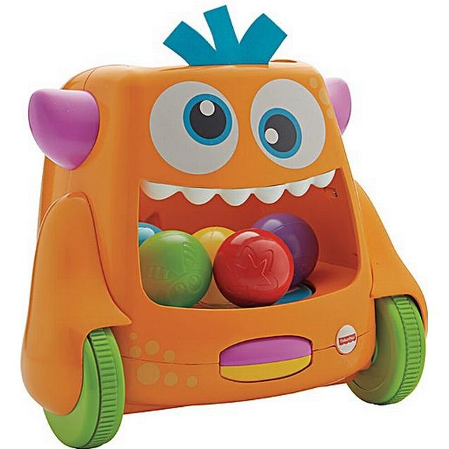 Fisher Price Zoom 'N Crawl Monster