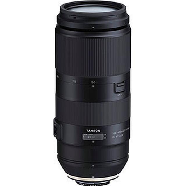 Tamron 100-400mm F/4.5-6.3 Di VC USD for Canon
