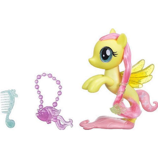 Hasbro My Little Pony the Movie Glitter & Style Seapony Fluttershy C1832