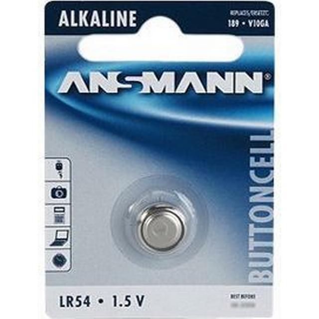 Ansmann Alkaline LR54