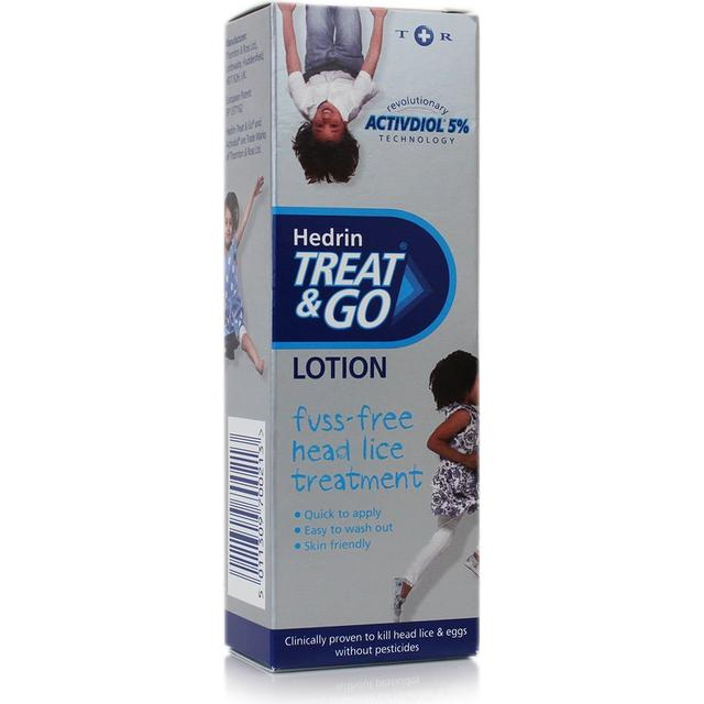 Hedrin Treat & Go Lotion 50ml