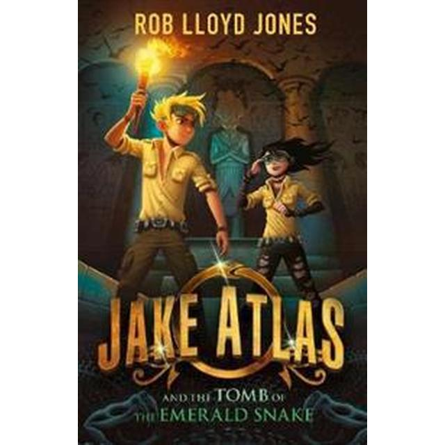 Jake Atlas And The Tomb Of The Emerald Snake Jake Atlas 1