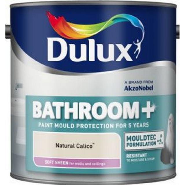 Dulux Bathroom Plus Wall Paint Off-white 2.5L