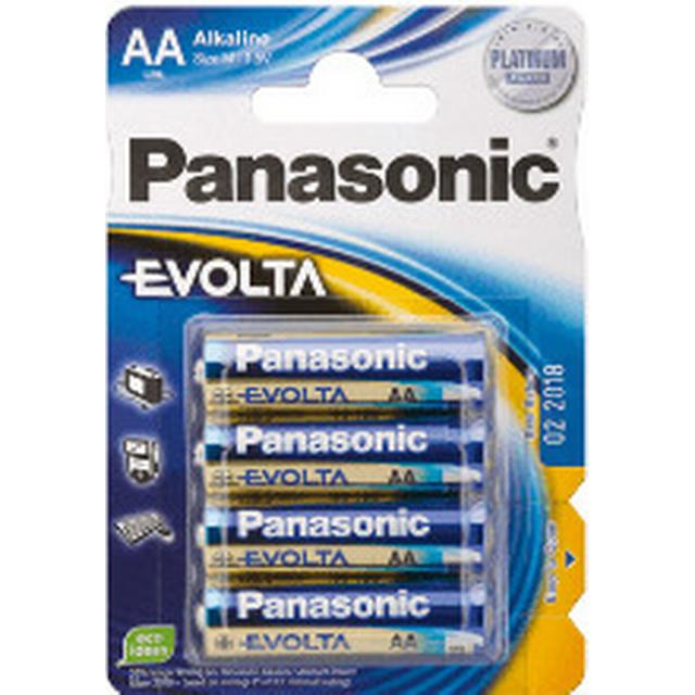 Panasonic LR6EGE 4 Pack