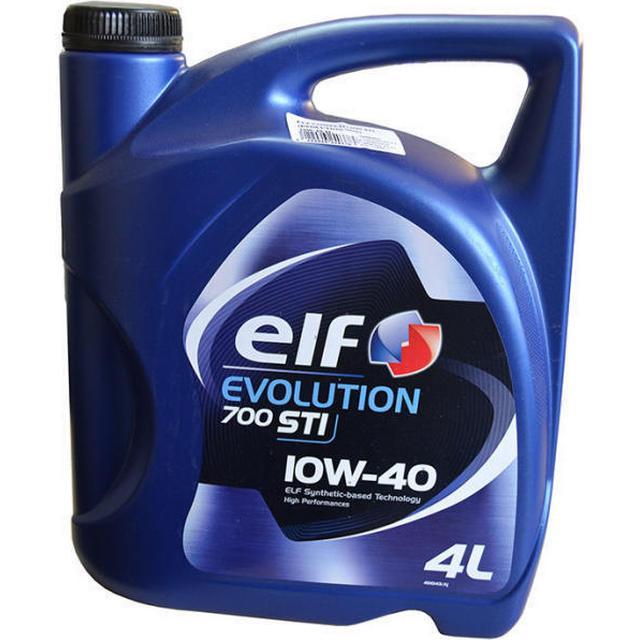 Elf Evolution 700 STI 10W-40 4L Motor Oil