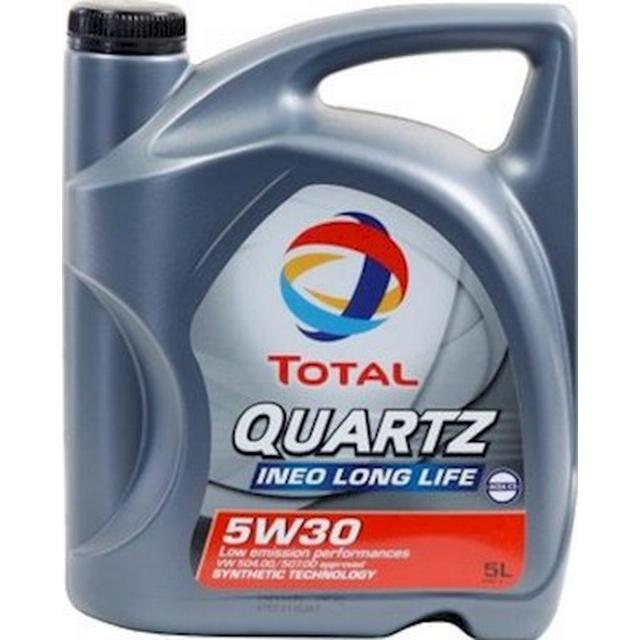Total Quartz Ineo Longlife 5W-30 5L Motor Oil