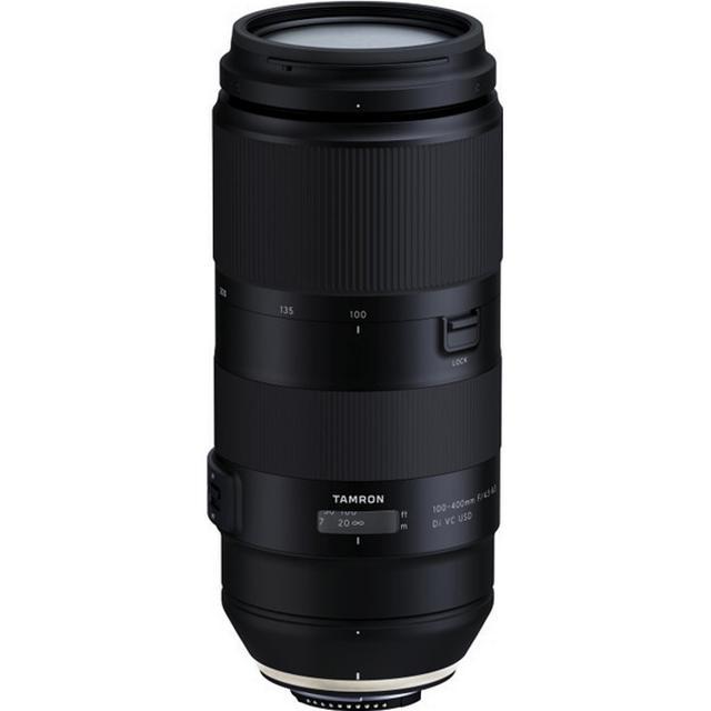 Tamron 100-400 F4.5-6.3 Di VC USD for Nikon