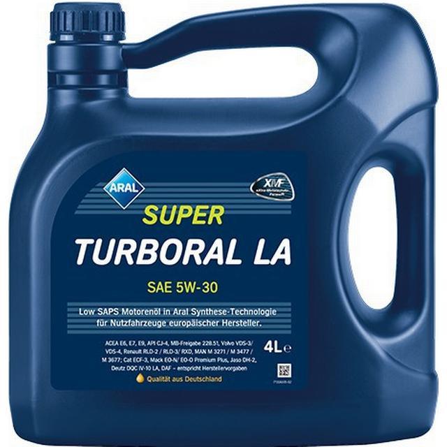 Aral SuperTurboral LA 5W-30 4L Motor Oil
