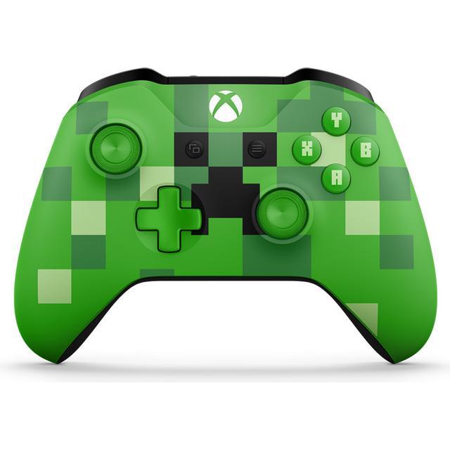 Microsoft Xbox Wireless Controller - Minecraft Creeper