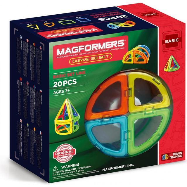 Magformers Curve 20pcs