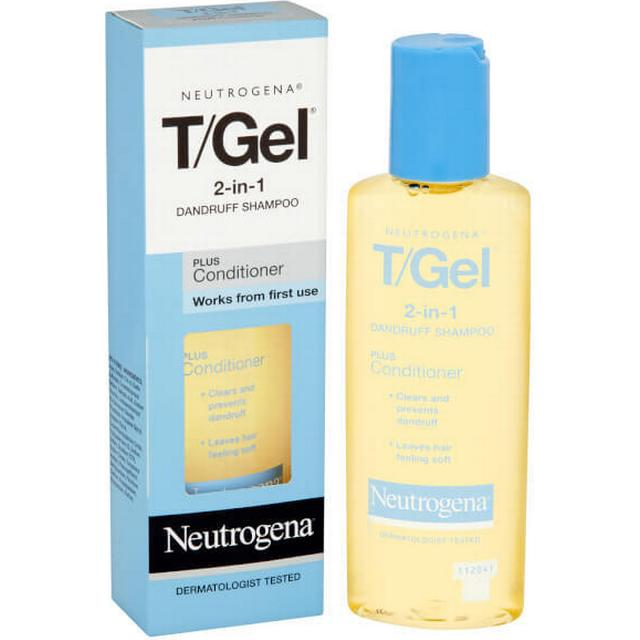 Neutrogena T/Gel 2-in-1 Dandruff Shampoo Plus Conditioner 125ml