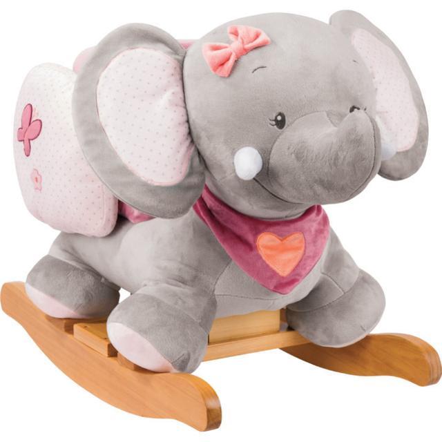 Nattou Rocker Adele the Elephant 424271