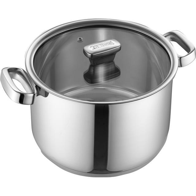 Zanussi Positano Stockpot with lid 24cm