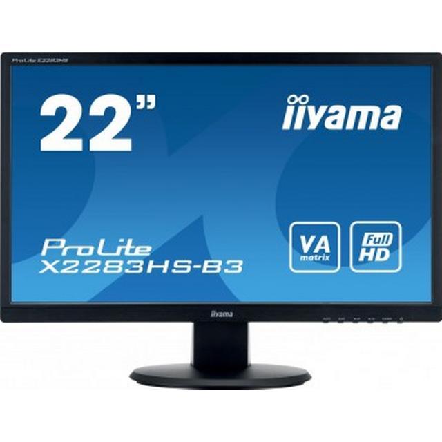 "Iiyama ProLite X2283HS-B3 21.5"""