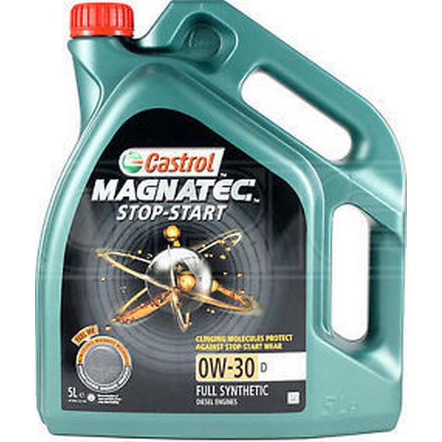 Castrol Magnatec Stop-Start 0W-30 D 5L Motor Oil