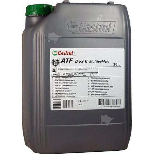 Castrol ATF Dex II Multivehicle 20L Automatic Transmission Oil