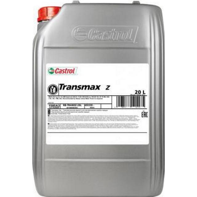 Castrol Transmax Z 20L Automatic Transmission Oil