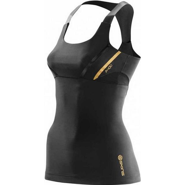 Skins A400 Compression Tank Top Women - Gold